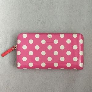 Kate Spade Accordian Wallet